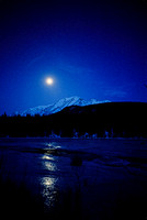 AK120-Full-Moon and Matanuska River